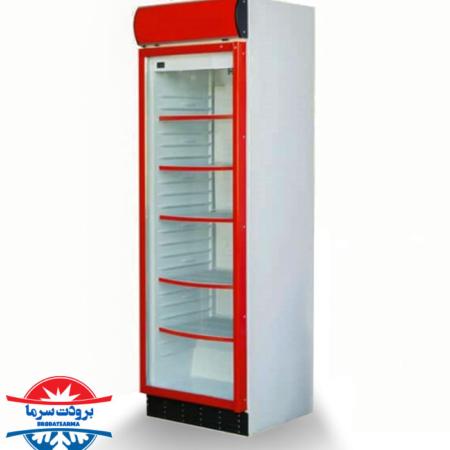 یخچال ایستاده تک درب 60 سانتی