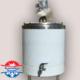 دستگاه پاتیل پخت شیر مخزن 300 لیتری استیل