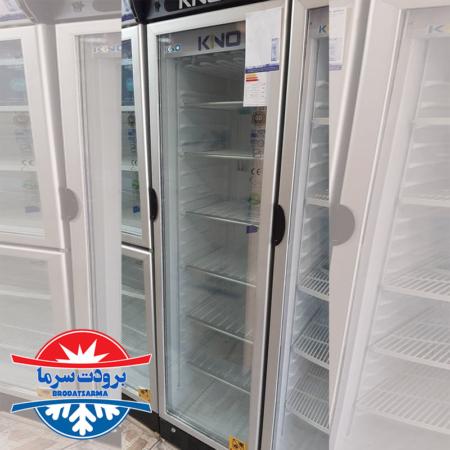 یخچال ایستاده تک درب ۵۰ سانتی کینو KR500 WL