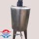 دستگاه پاتیل پخت شیر بدنه استنلس استیل