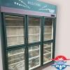 یخچال ایستاده شش درب فروشگاهی