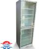 یخچال و فریزر ایستاده دو درب 60 و 70 سانتیمتر در انواع استیل و گالوانیزه