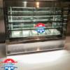 یخچال ویترینی آکواریومی بنماری دار