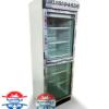 یخچال ایستاده دو درب با کمپرسور کم مصرف