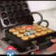 دستگاه وافل ساز توپی تخم مرغی