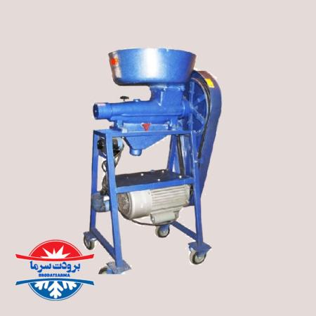 دستگاه آبغوره گیری صنعتی ۴۰۰ کیلو در ساعت
