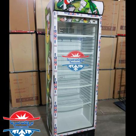 یخچال ایستاده تک درب70 سانتی
