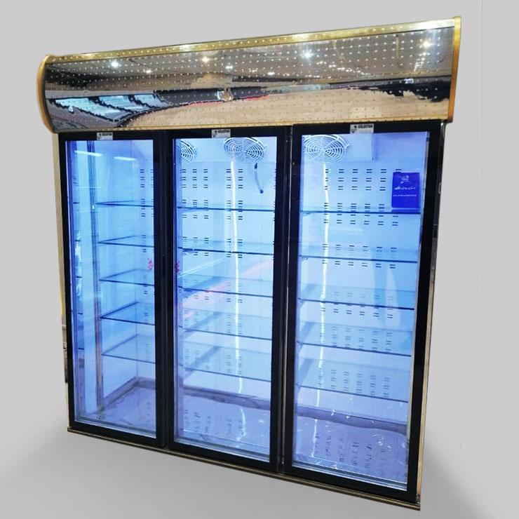 یخچال ایستاده سه درب هایکلاس