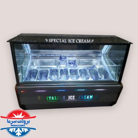 فروش انواع تاپینگ صنعتی بستنی بدنه ضد زنگ