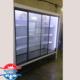فروش یخچال پرده هوا ایستاده مدل درب دار