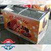 فریزر صندوقی 400 لیتر سوپرمارکتی
