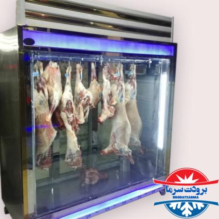 یخچال ایستاده مخصوص قصابی و پروتئینی