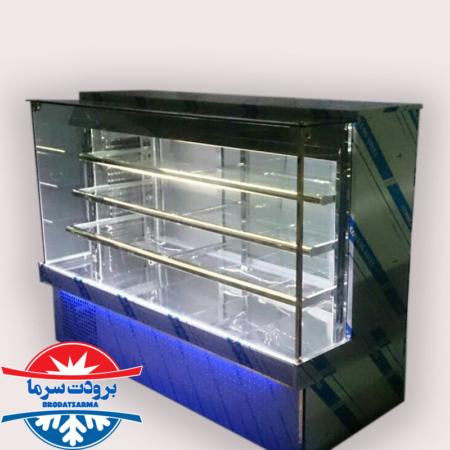 یخچال ویترین قنادی با قیمت مناسب