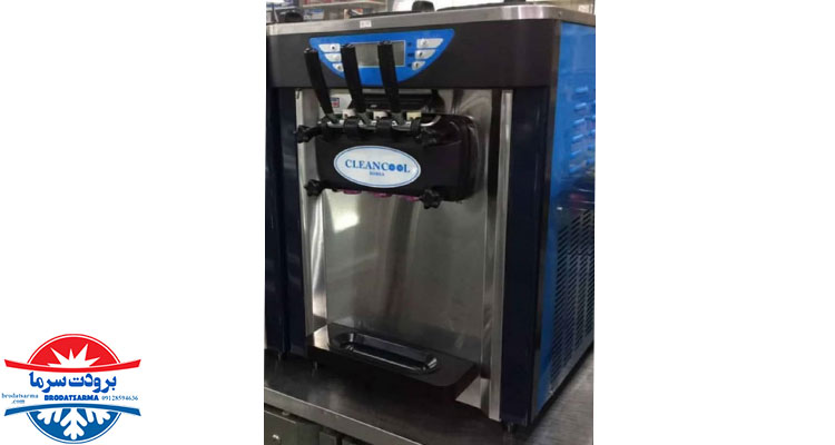 دستگاه بستنی ساز صنعتی رو میزی