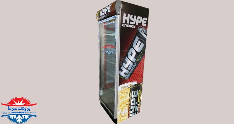 قیمت یخچال ایستاده تک درب 60 سانتی