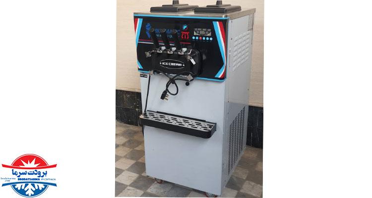 بهترین مارک دستگاه بستنی ساز صنعتی
